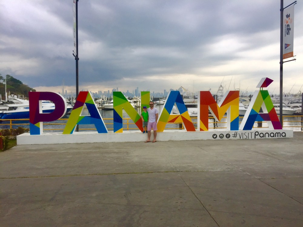 Bocas del Toro Panama with kids