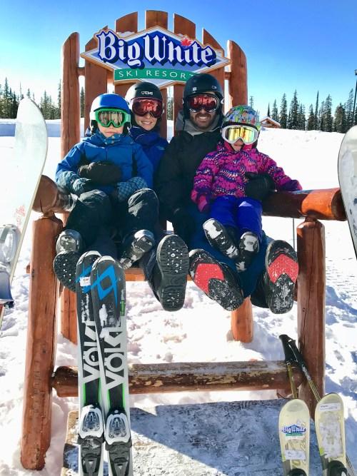 Best family ski resorts Canada: 6 reasons to visit Big White