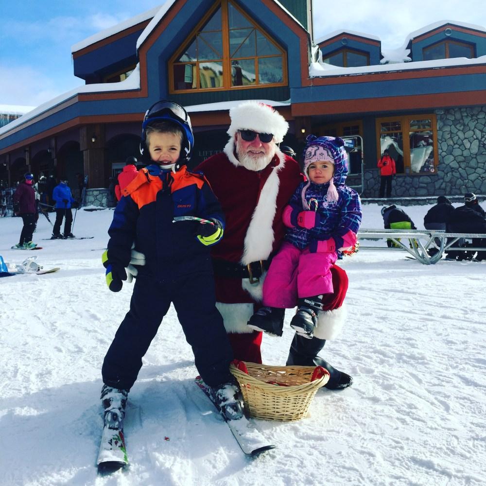 best family ski resort canada