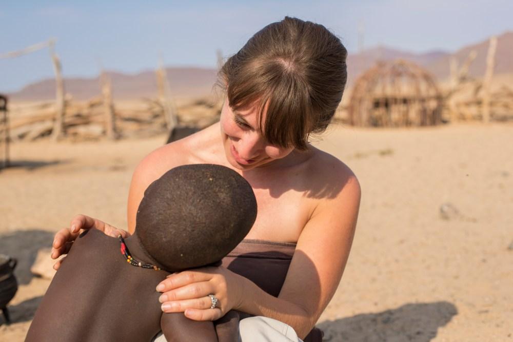 himba, tribe, Namibia