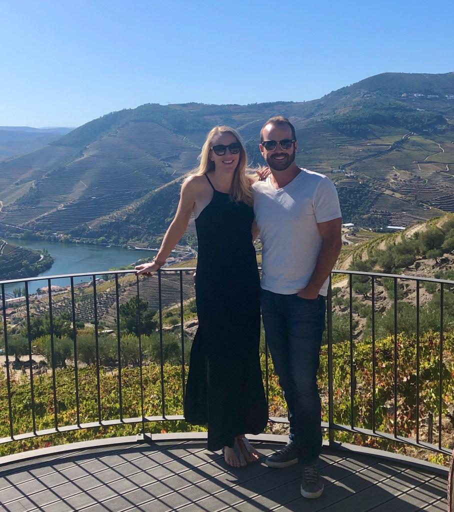 douro valley wine tasting
