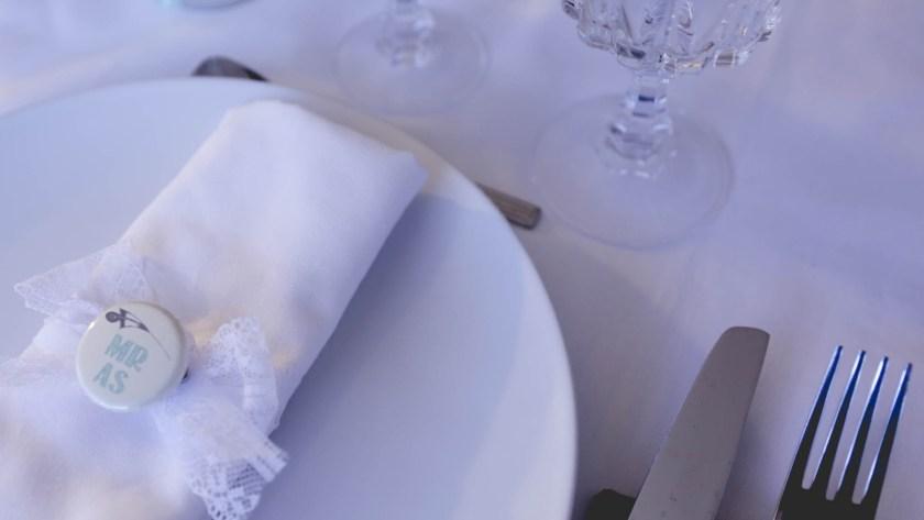Faire ses ronds de serviette | Déco table de mariage (DIY)