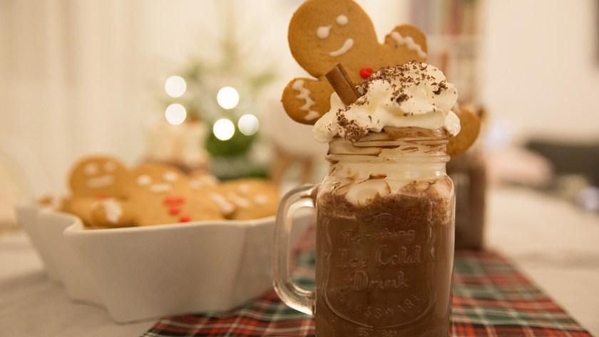 "Chocolat chaud façon ""Freak-Shake"" (Food)"