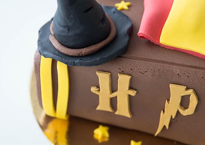 Mon premier gâteau sur le thème Harry Potter | Food