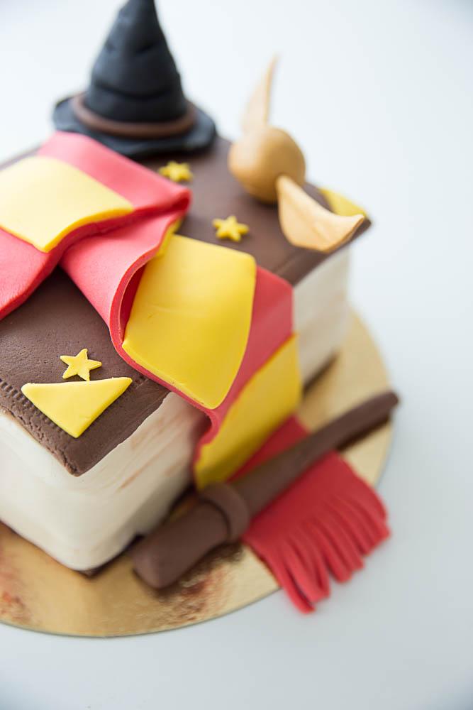 Mon Premier Gâteau Sur Le Thème Harry Potter Food
