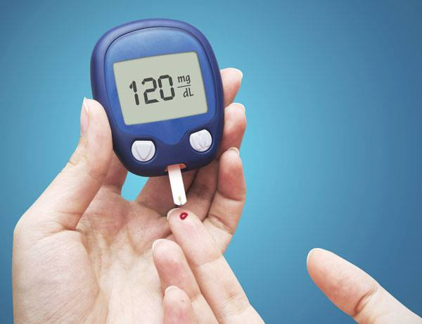 Valores de glucosa en Diabetes Tipo II