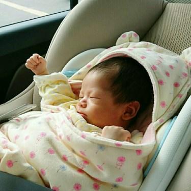 生後1ヶ月の外出・車で外出はOK?リスクや注意点を理解しよう