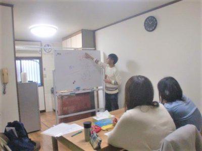 よもぎ堂での不妊鍼灸の講義