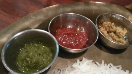 ネパールの副菜