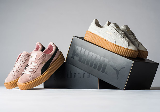 e1eec3206f7b The new colorways of Rihanna s Puma Creeper are now available in South  Africa
