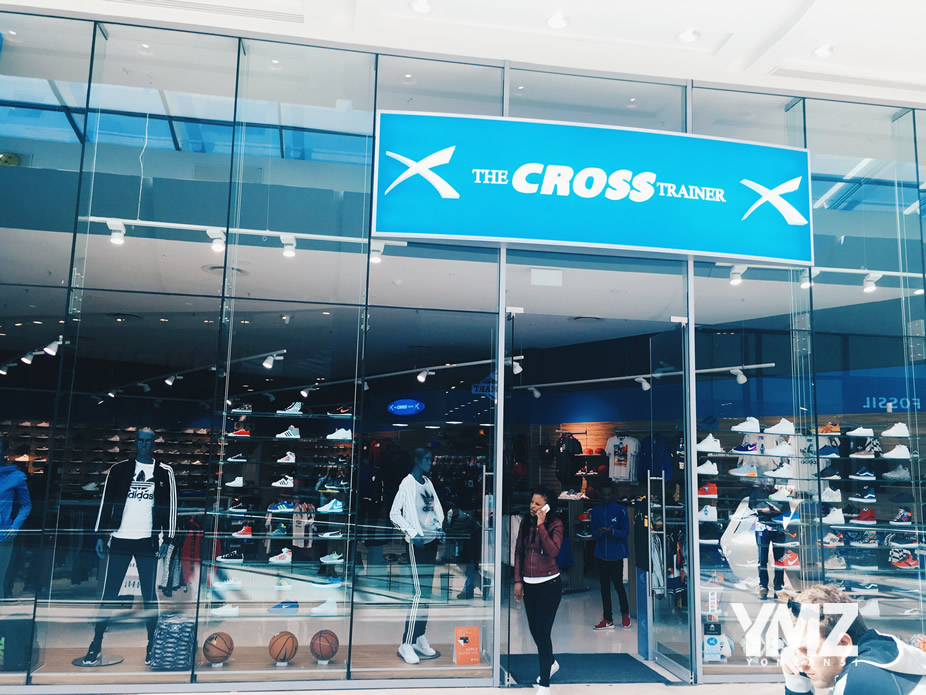9 Sneaker Stores at Mall Of Africa