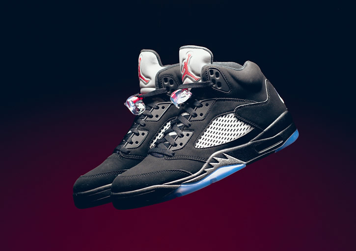 "One of the most anticipated releases of this year is this Nike Air Jordan 5  OG ""Black Metallic"" d6083765c60e"