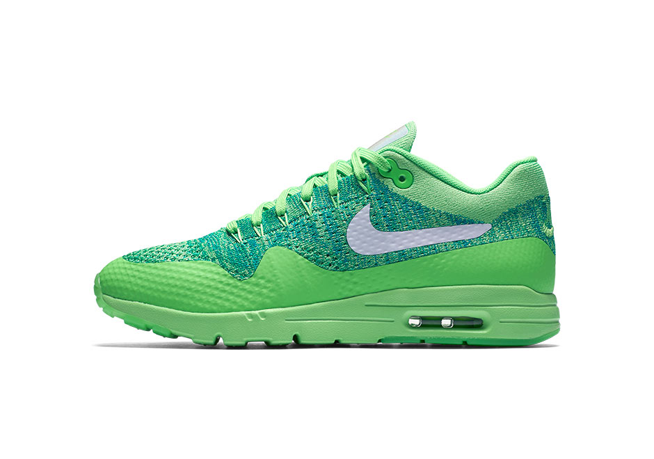 buy popular 17ed6 7f6a0 WHERE TO BUY: Nike Air Max 1 'Flyknit' dropping Tomorrow ...