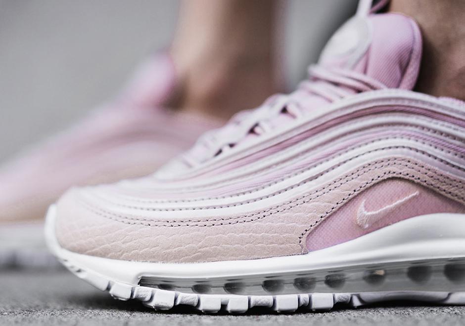 The Nike Air Max 97 Pink Snakeskin Drops Next Week | Runway