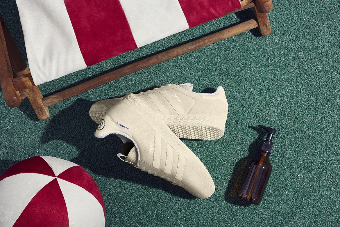 new product 6d8e5 aa7bd Japanese brand United Arrows   Sons and Italian retailer Slam Jam are set  to release the next adidas Consortium Sneaker Exchange that includes the  adidas ...