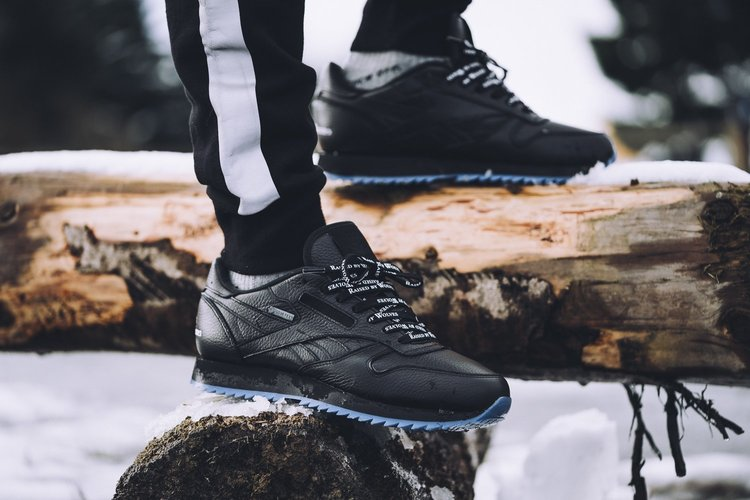 042fbc93411 Raised By Wolves x Reebok Classic Leather Ripple Gore-Tex Pack drops ...