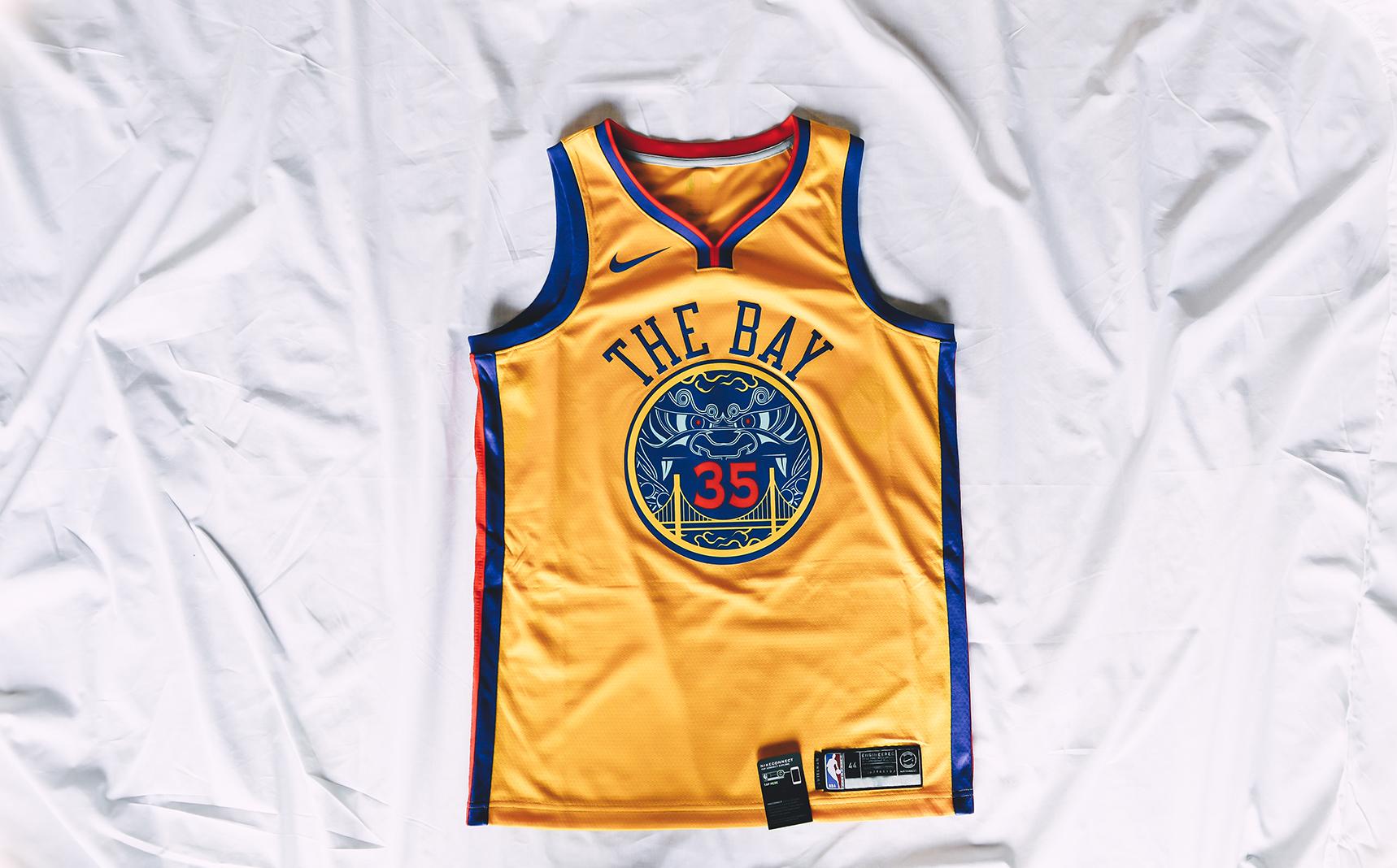 db7328c34c8f A CLOSER LOOK  at Nike s NBA City Edition Swingman Jersey