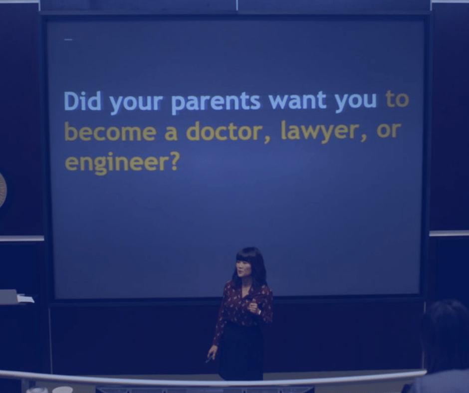 speaker, presentation, auditorium
