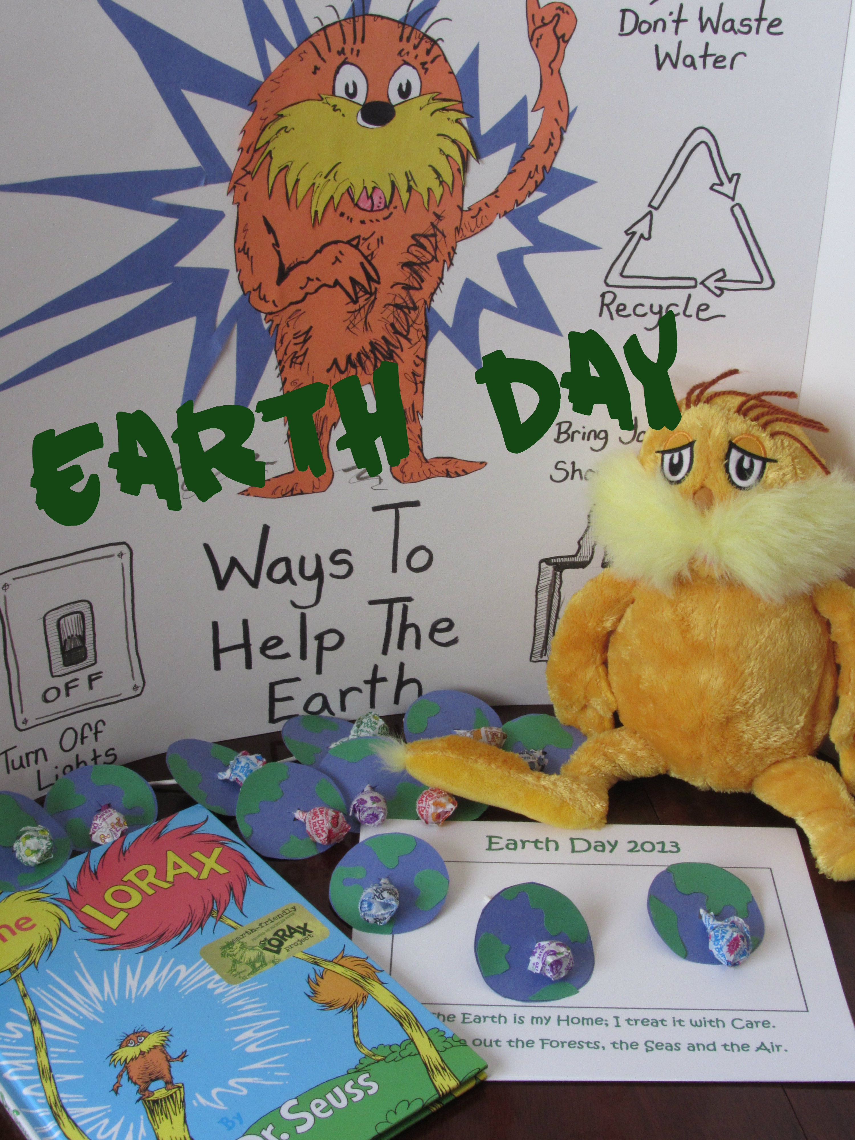 Earth Day Activities For Kindergartners