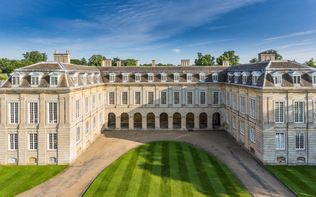 Boughton House Britain's Grandest Stately Homes
