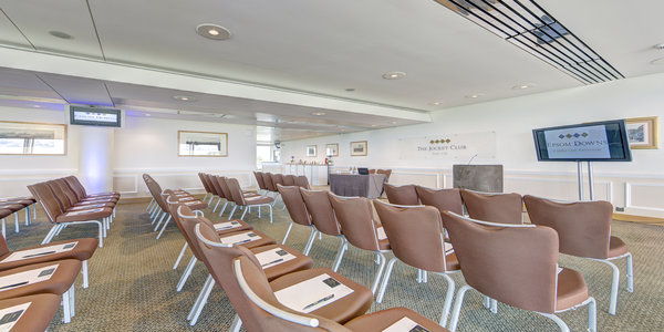 Epsom Downs Racecourse Jockey Club Room