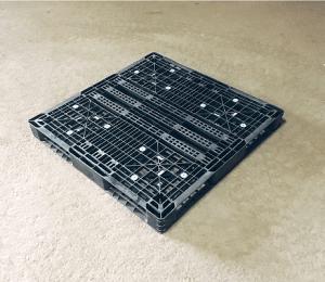 110×110 網狀雙面型塑膠棧板 反面
