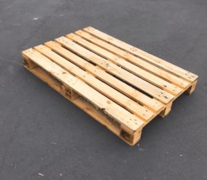 114×76 川字型木棧板(CP5) 正面  照片僅供參考