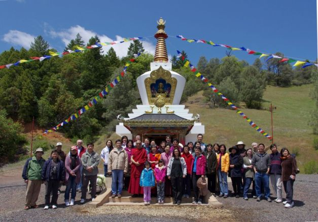 StupaAnniversaryGroup