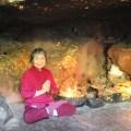 29 (Dorje Palmo in Saptapami Cave)