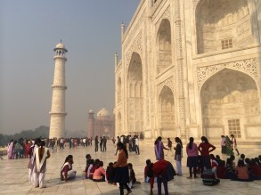 48 (Taj Mahal Courtyard)