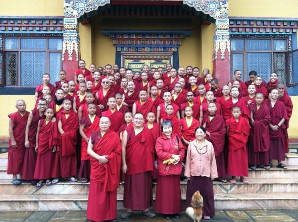 1. Tergar Osel Ling Assembly