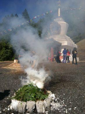 Fire_Puja_at_Stupa