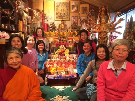 Medicine Buddha Retreat Group