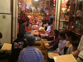 Medicine Buddha Birthday Chanting Group