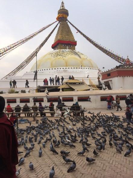 1. Bouddhanath Stupa