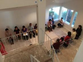 Gathering during Renovation