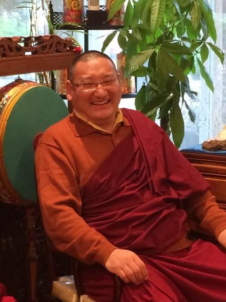 Khenpo Gyurme