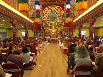 Maitreya Hall