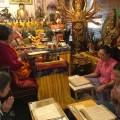Chanting Vajrapani Mantra