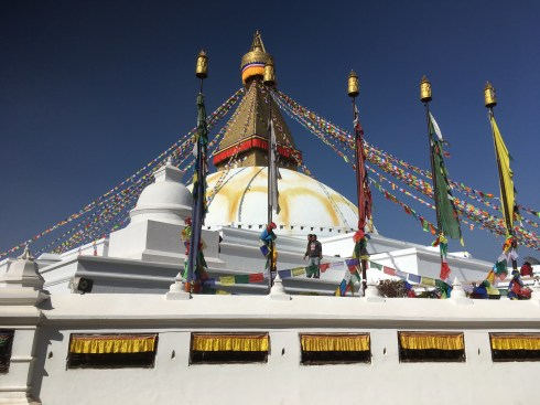 17 Boudha Stupa