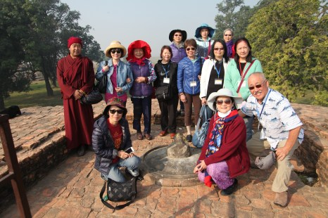 7 Gathering at Kudan Site