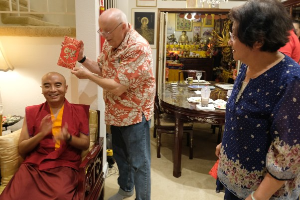 24 Blessings for Rinpoche