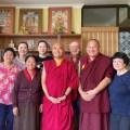 Visit with Mingyur Rinpoche