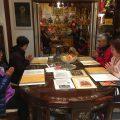Reciting Sutra