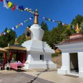 Stupa and Memorial