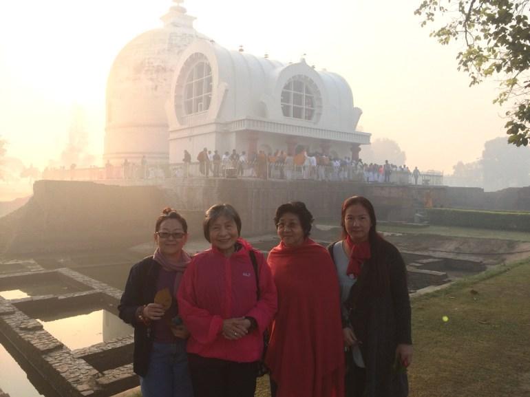 21 (Nirvana Temple and Stupa at Kushinagar)