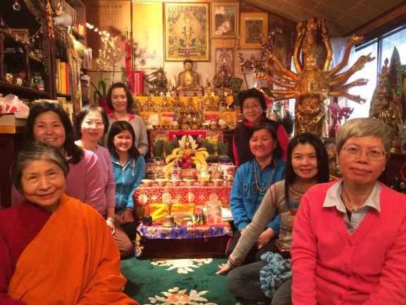 Medicine Buddha Retreat Group