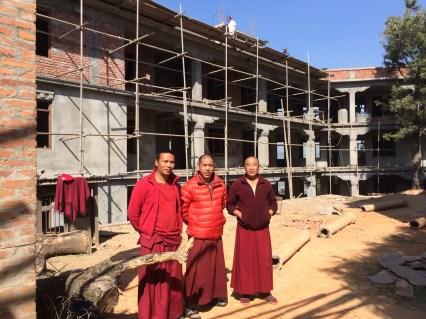 14. New Lama Quarters at Tergar Osel Ling
