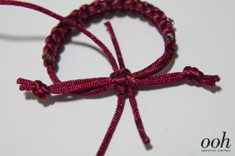 Adjustable Knot