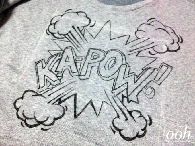 Operation Overhaul - Kapow Sweater 2